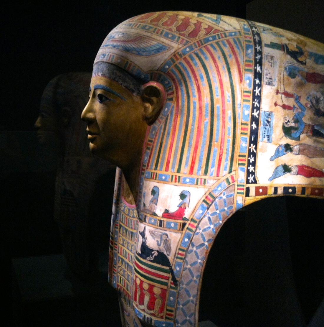 Egyptian Queen, Museum of Fine Arts, Boston