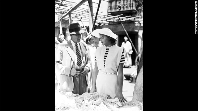 "From the movie ""Casablanca.""  Source:  Google Images"
