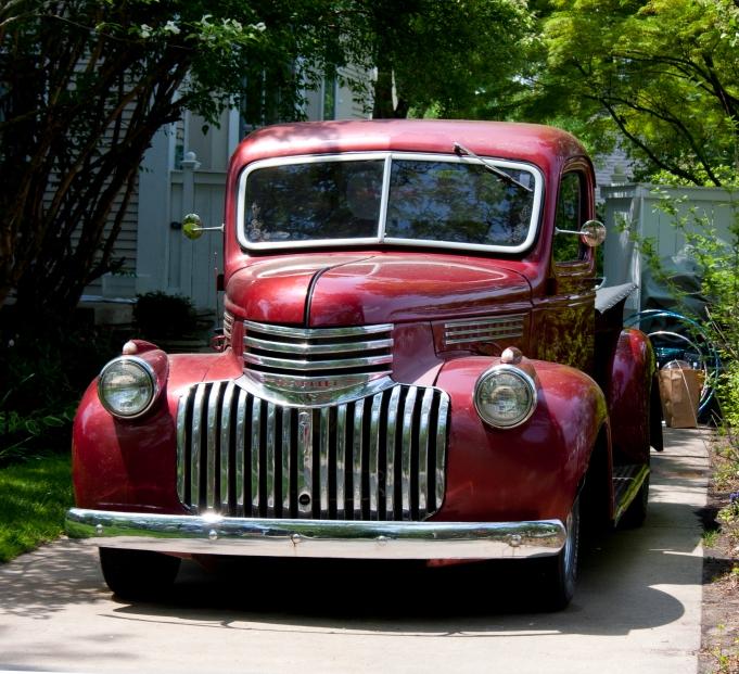 Chevrolet Grand Rapids: Photography