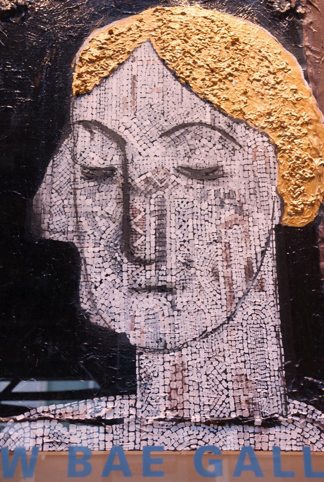 Portrait, Bae Gallery, Chicago, IL