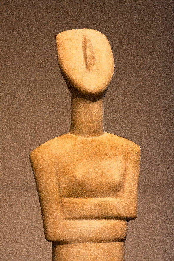 Arms Crossed, from the Permanent Collection, the Art Institute of Chicago