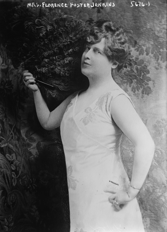 Florence Foster Jenkins from Wikipedia.org