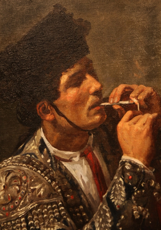 The Smoke Torredor, from the Permanent Collection, The Art Institute of Chicago
