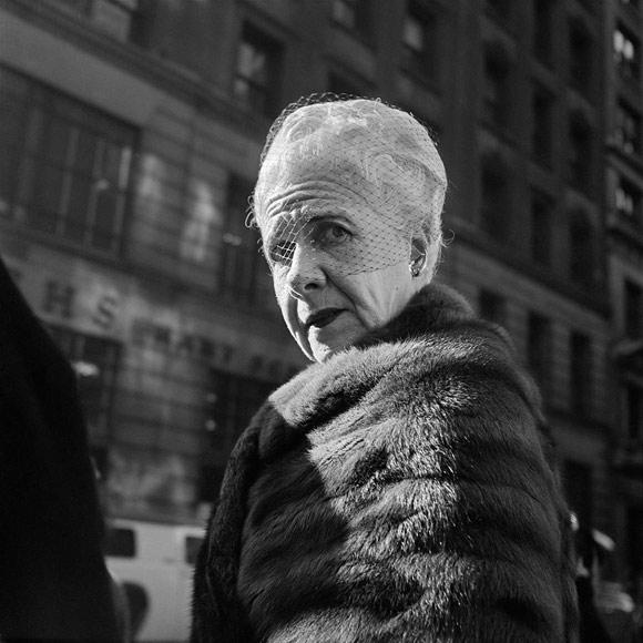 Portrait, Vivian Maier
