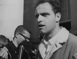 Mario Savio, 1964. Berkeley. Source http://www.cynical-c.com/2007/02/06/mario-savios-place-your-bodies-upon-the-gears-speech/