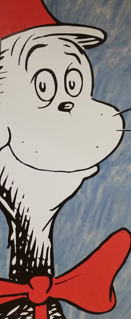 Dr. Seuss, Shot in the Water Tower Shopping Plaza, Chicago with a Samsung Galaxy S5