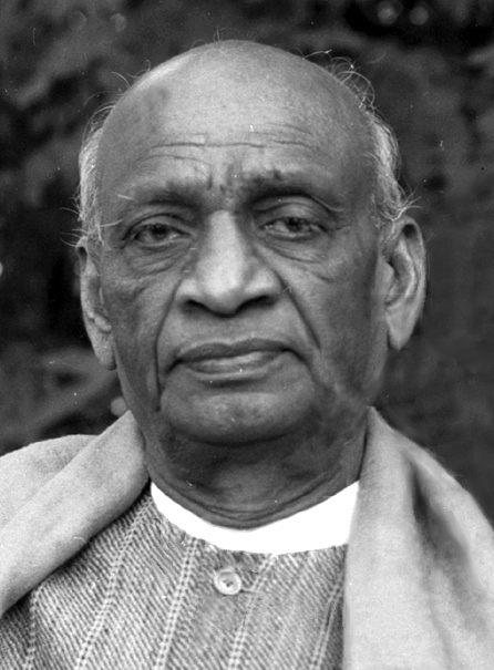 Studio/31.10.49,A22b Sardar Vallabhbhai Patel photograph on October 31, 1949, his 74th birthday.By Government of India work - http://photodivision.gov.in/waterMarkdetails.asp?id=11604.jpg, Public Domain, https://commons.wikimedia.org/w/index.php?curid=22298495