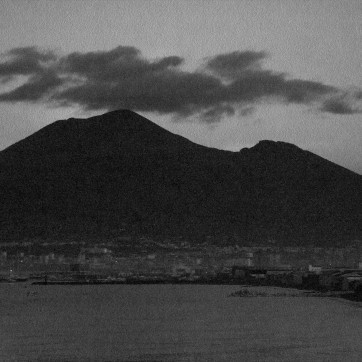 Mt. Vesuvio at Dawn. Shot with a Canon 40D