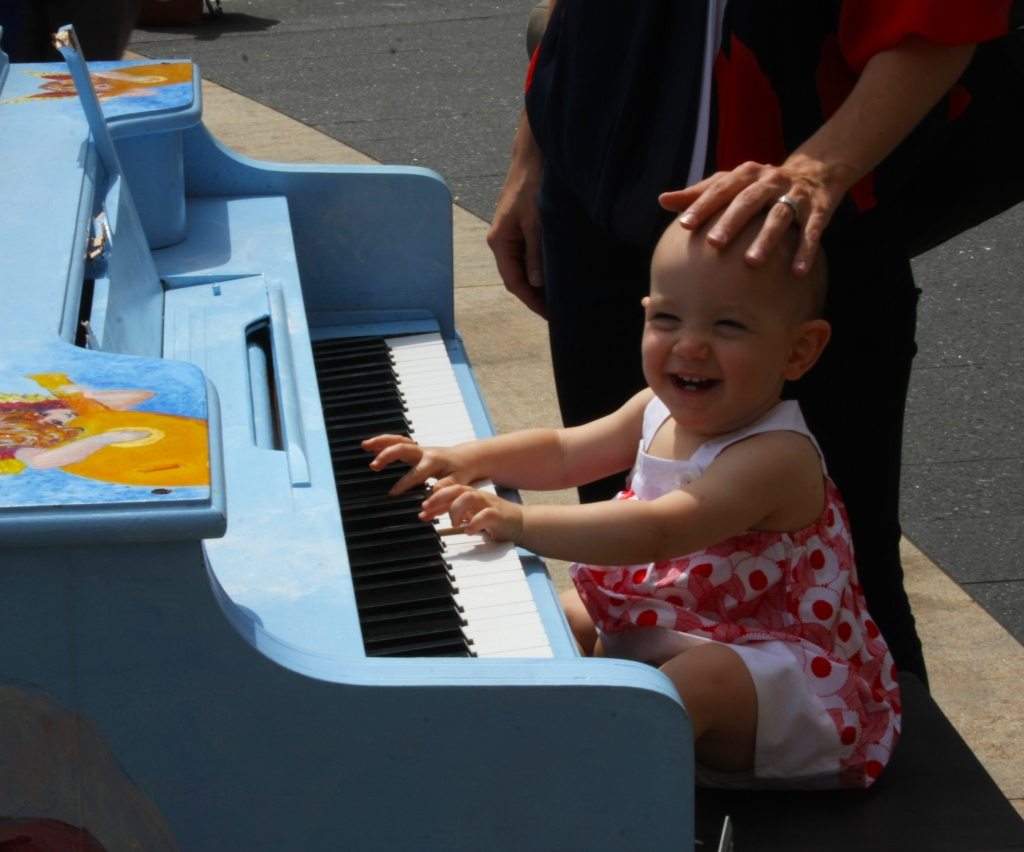 The Piano Lesson. Lincoln Center, New York. Shot with a Canon 40D.