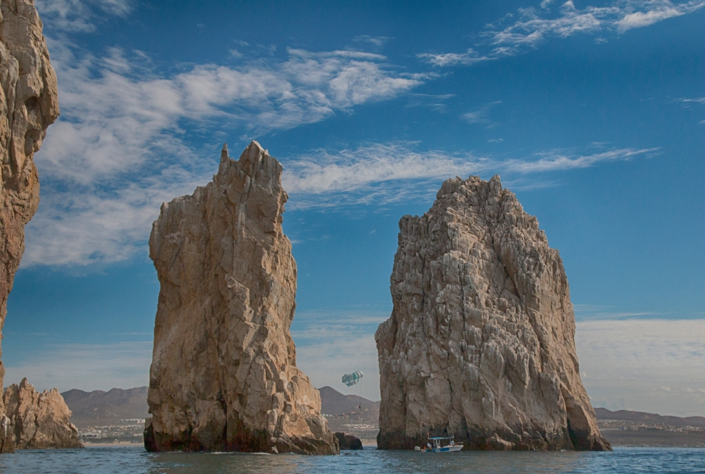 Land's End, Los Cabos. Shot with a Canon 70D.
