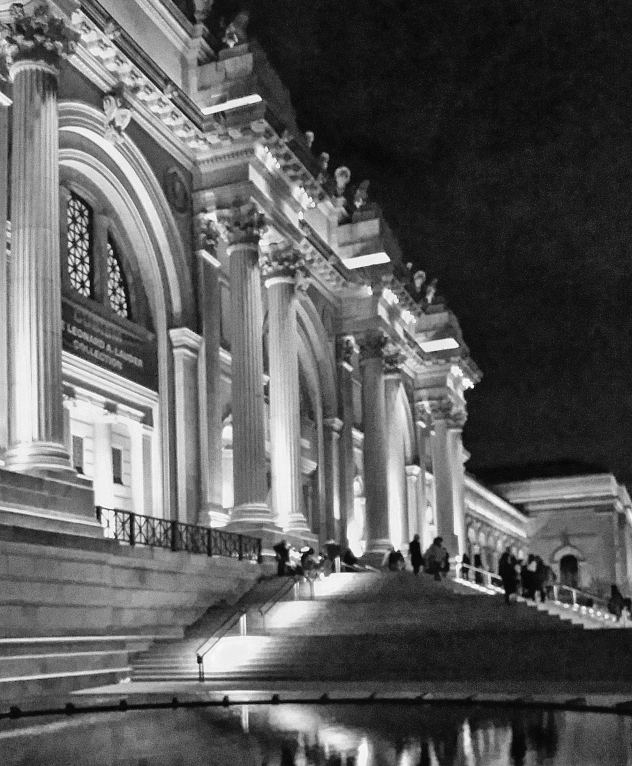 The Metropolitan Museum of Art, New York. Shot with a Canon 40D.