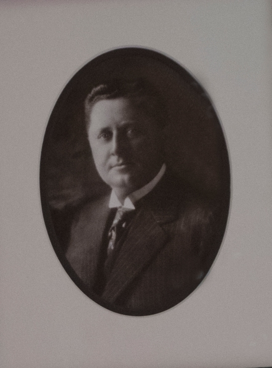 William Wrigley